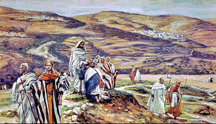 jesus y sus apostoles
