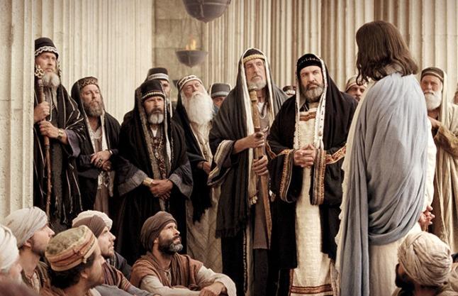 Jesus & Fariseos